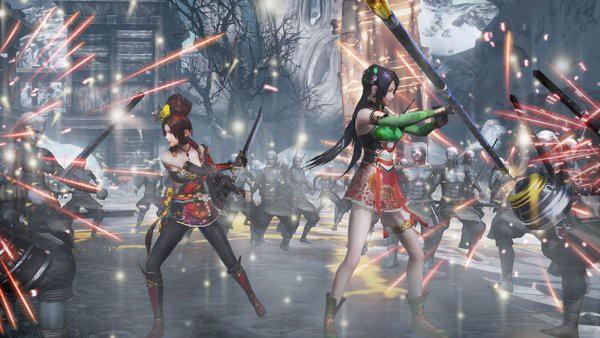 Chi tiết về tựa game chặt chém đã tay Warriors Orochi 4 sắp ra mắt