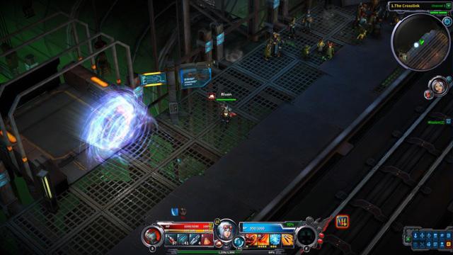 Champions of Titan - Tân binh nhập vai thú vị vừa đến tay game thủ PC
