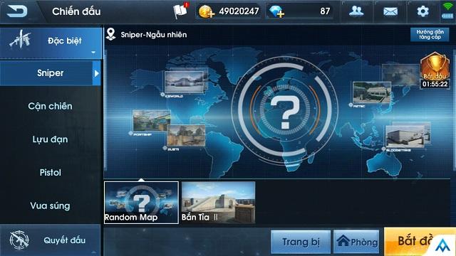 Game thủ muốn gì ở update tiếp theo của Phục Kích Mobile