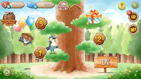 Meowogh -Tựa game giải đố cực yêu đã ra mắt phiên bản tiếng Việt