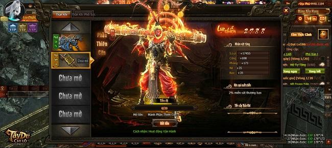 Lộ ảnh Việt hóa Tây Du Chi Lộ - Webgame cũng chất đấy