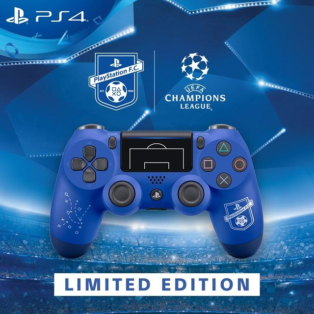 Sony ra mắt tay cầm phiên bản giới hạn dành riêng cho fan game bóng đá