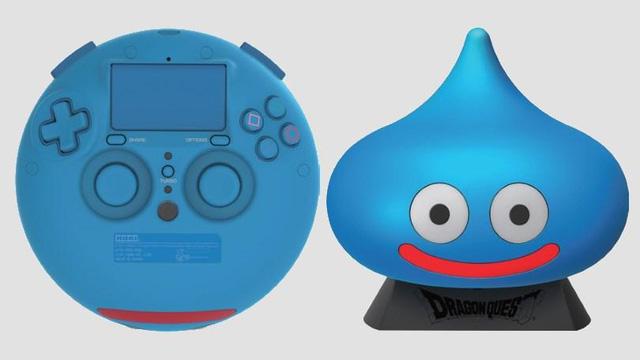 Bất ngờ mẫu tay cầm PS4 cực độc lấy cảm hứng từ bom tấn Dragon Quest