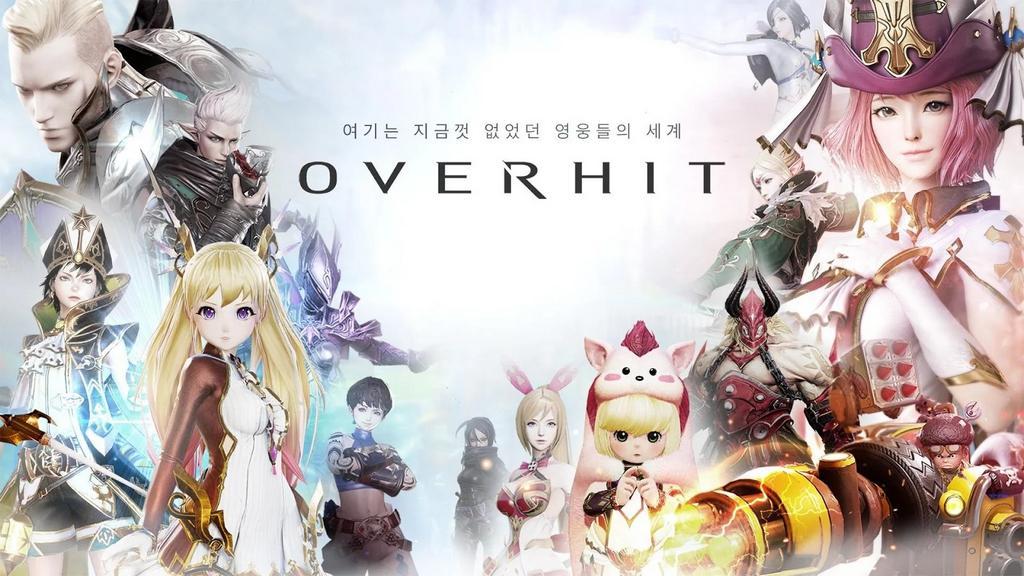Overhit - Bom tấn nhập vai thế giới mở từ Nexon vừa đổ bộ mobile