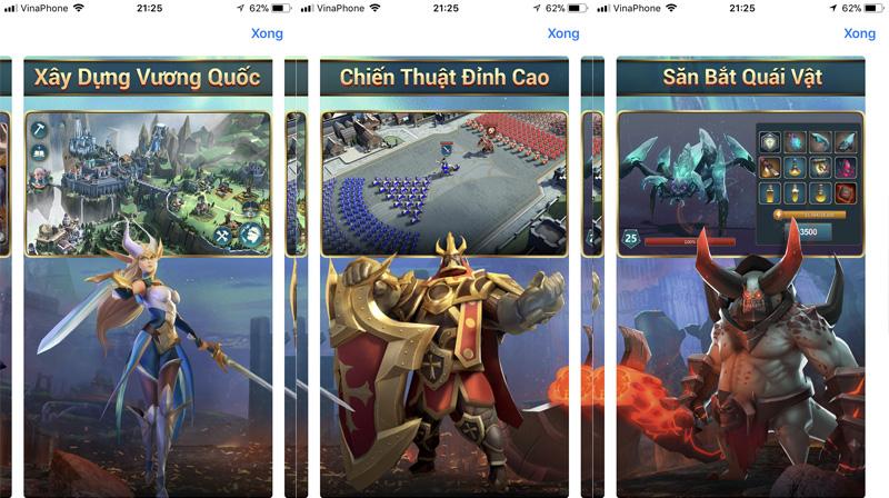 Trải nghiệm ngay những tựa game nổi bật tuần qua trên iOS