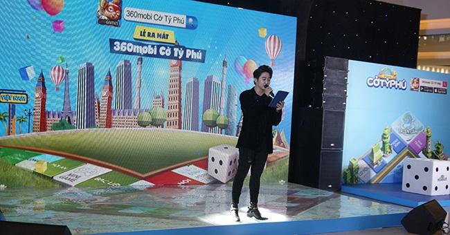 Chiều tối nay, tại Trung tâm thương mại Vạn Hạnh Mall – TP Hồ Chí Minh, NPH  VNG đã tổ chức buổi lễ ra mắt sản phẩm game mới 360mobi Cờ Tỷ Phú. ...
