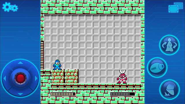 Sau Mario, Rockman sẽ tái ngộ game thủ trên mobile