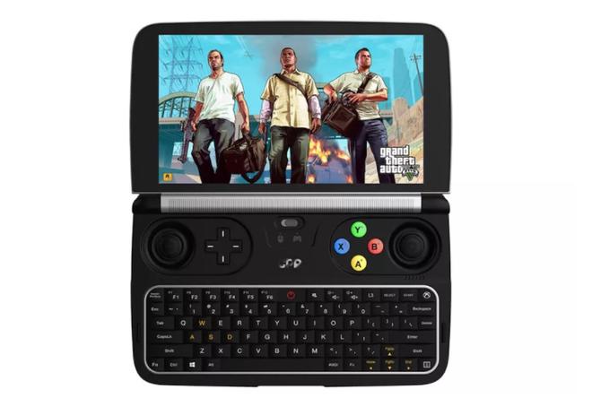 Laptop chơi game bỏ túi nhỏ bằng Nintendo 3DS có thể chiến GTA V