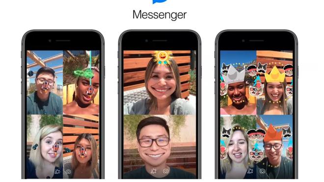 Facebook ra mắt 2 game AR mới ngay trên Messenger