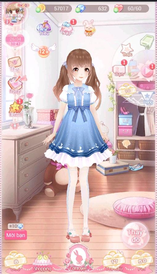 """""""Soi"""" nhanh tựa game Alice – Học Viện Thời Trang 3D ngày đầu ra mắt"""