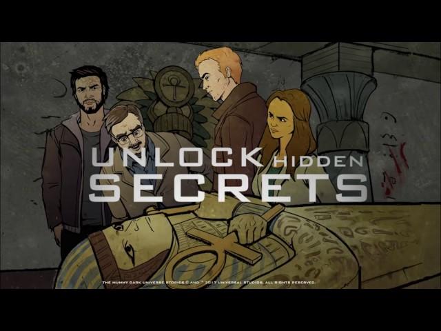 The Mummy Dark Universe – khám phá Ai Cập huyền bí với tựa RPG cực lạ