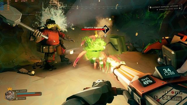 """Deep Rock Galactic: """"Left 4 Dead ngoài không gian"""" vừa có mặt trên PC và Xbox One"""