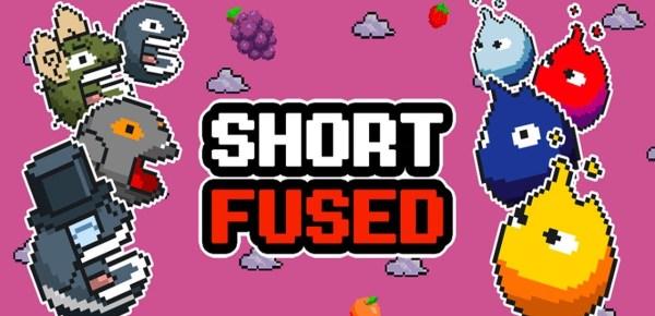 Short Fused – Khi 'Rắn săn mồi' kết hợp với 'Pacman' cực độc đáo