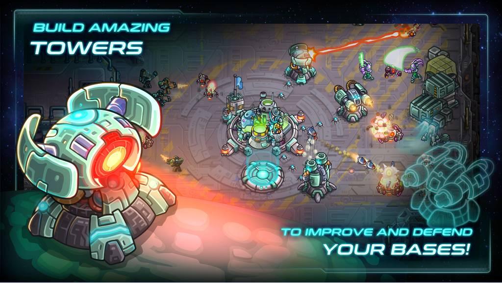"""Iron Marines - """"đàn em"""" của bom tấn Kingdom Rush vừa đổ bộ mobile"""