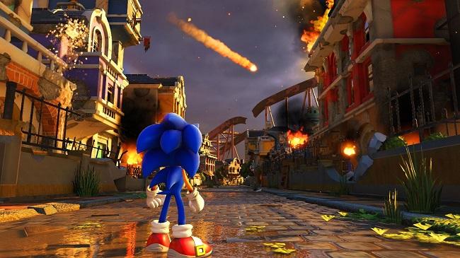 Nhím xanh Sonic tiếp tục gây bão với trailer đấu boss từ Sonic Forces