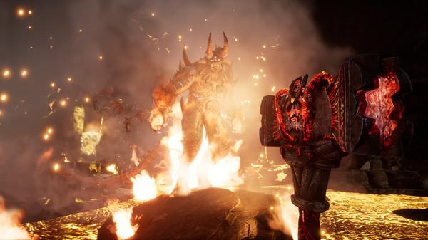 Citadel: Forged with Fire - Game phép thuật siêu chất đã mở thử nghiệm
