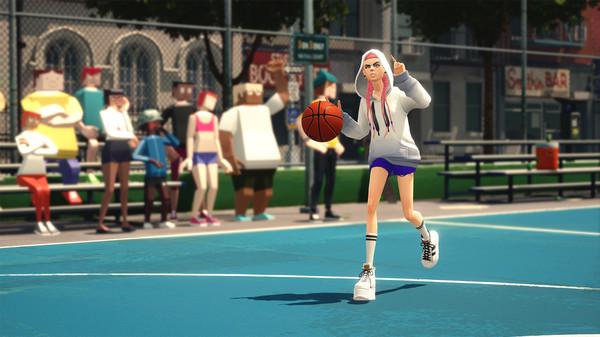 3on3 Freestyle – game bóng rổ cực chất vừa mở cửa miễn phí trên Steam