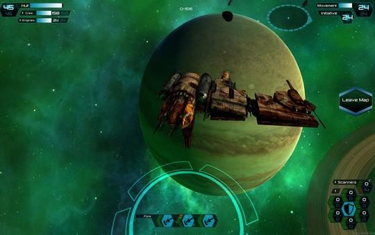 Tân binh chiến thuật Space Wars: Interstellar Empires vừa đổ bộ trên Steam