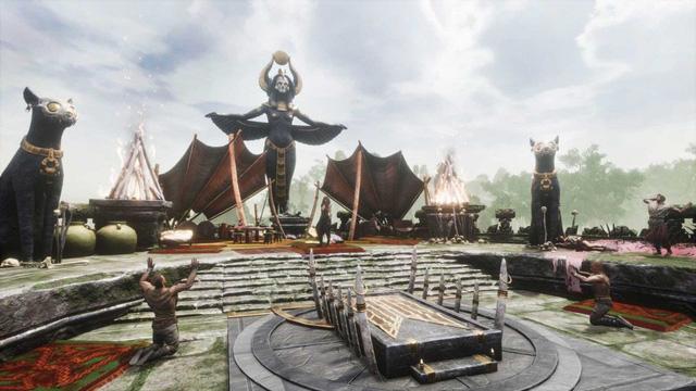 Game sinh tồn 'người lớn' Conan Exiles rục rịch mở cửa chính thức