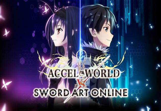 Siêu phẩm Accel World VS Sword Art Online chuẩn bị ra mắt bản PC vào tuần sau