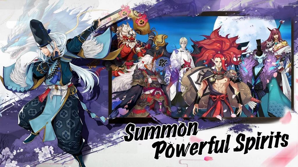 Bom tấn RPG chiến thuật Onmyoji chính thức ra mắt phiên bản quốc tế