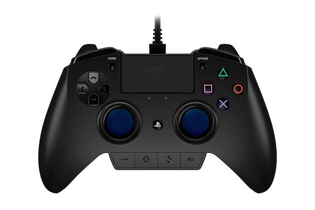 Razer làm tay cầm PlayStation 4 - Giá đắt gấp 3 phiên bản gốc