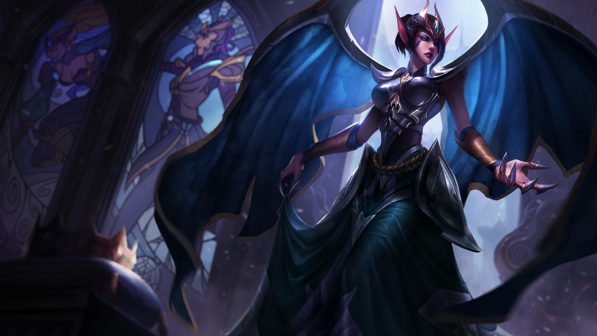 LMHT: Morgana bị giảm nhẹ sức mạnh vì khả năng bảo kê đồng đội quá tốt