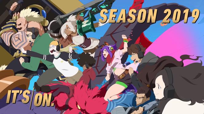 LMHT: Riot tiếp tục tung phim hoạt hình chào mừng mùa giải 2019