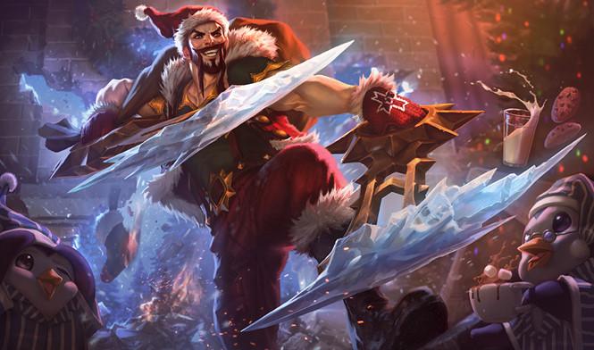 LMHT: Riot Games cập nhật hàng loạt trang bị cho xạ thủ cho mùa giải 2019