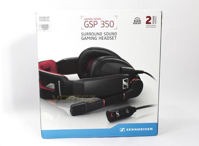 """GSP350 – tai nghe gaming đẳng cấp đến từ """"gã khổng lồ"""" Sennheiser"""