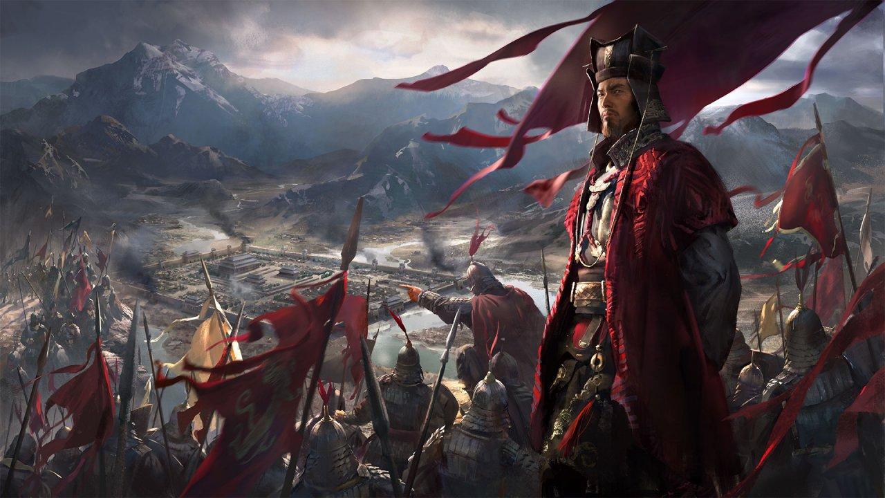 Total War: Three Kingdoms Tam Quốc Chí công bố ngày ra mắt