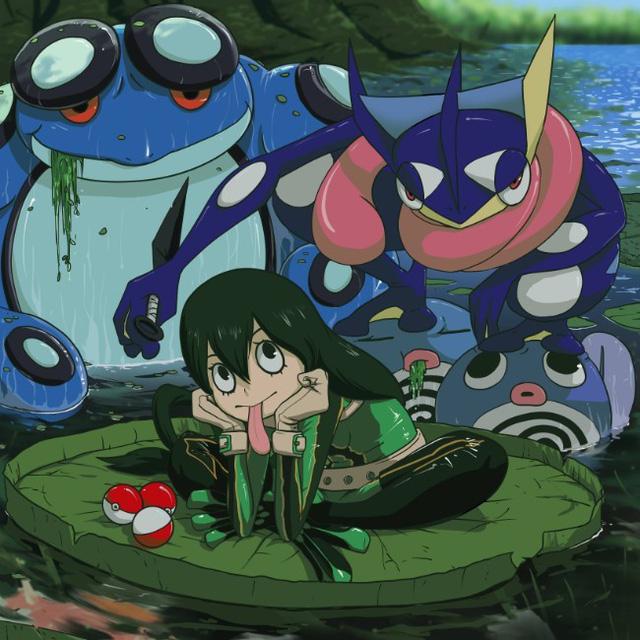 Khi các nhân vật trong Boku no Hero Academia lạc vào thế giới Pokémon