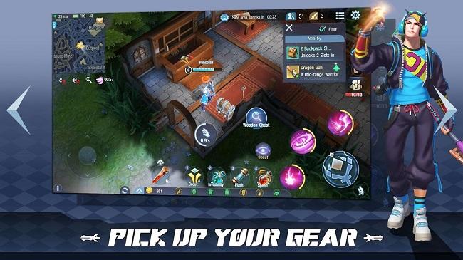 Survival Heroes siêu phẩm sinh tồn của Snail chính thức ra mắt