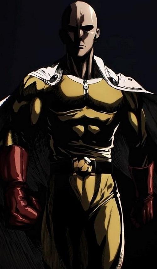 Top 15 người hùng ngầu nhất mọi thời đại trong manga/anime