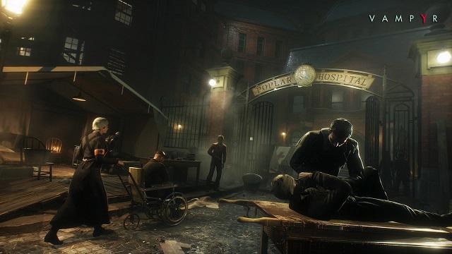 """Vampyr – phát sốt với trailer """"đẫm máu"""" từ tân binh RPG nhà Sony"""
