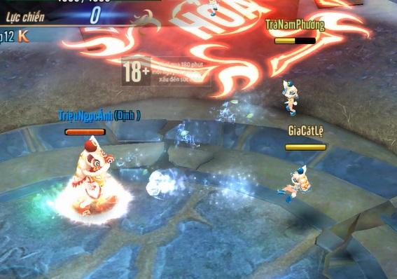 Mừng lễ độc thân, game thủ Võ Lâm Truyền Kỳ Mobile rủ nhau dập lửa