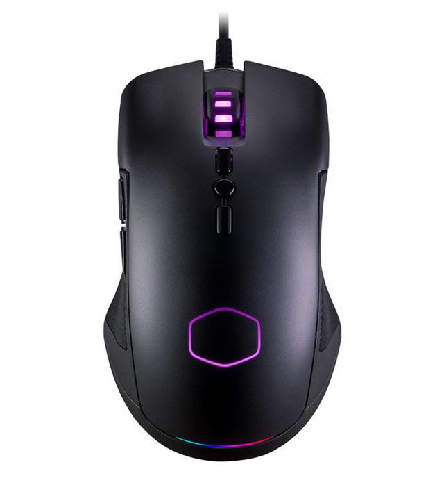Cooler Master giới thiệu chuột chơi game 'công thái học' CM310 ngon giá cực mềm