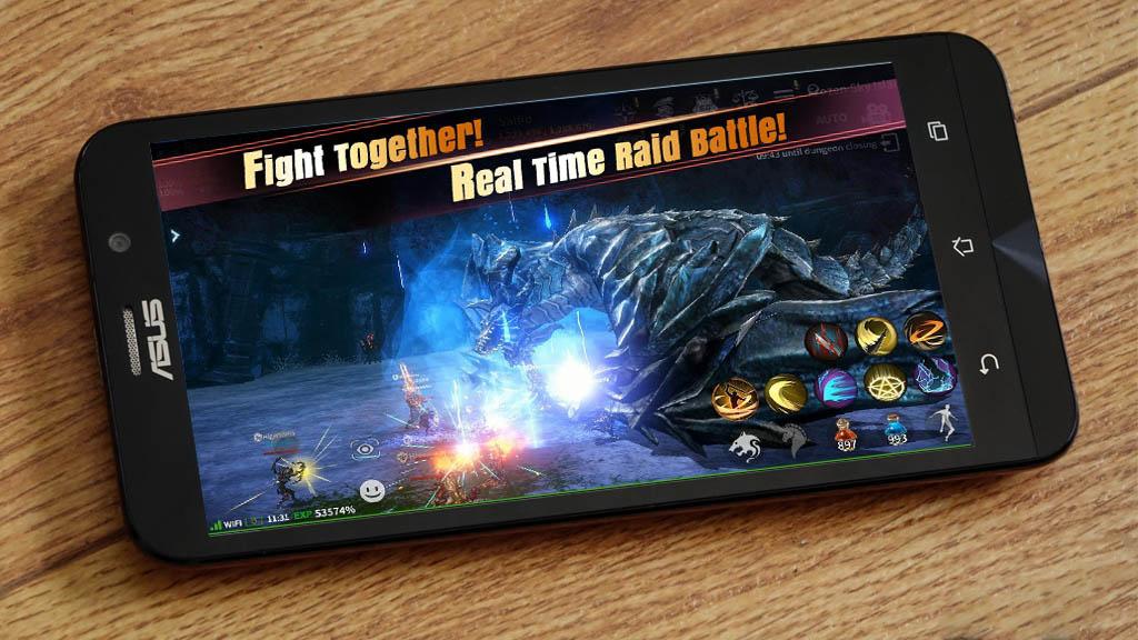 RebirthM: tân binh MMORPG đồ hoạ Unity cực ấn tượng