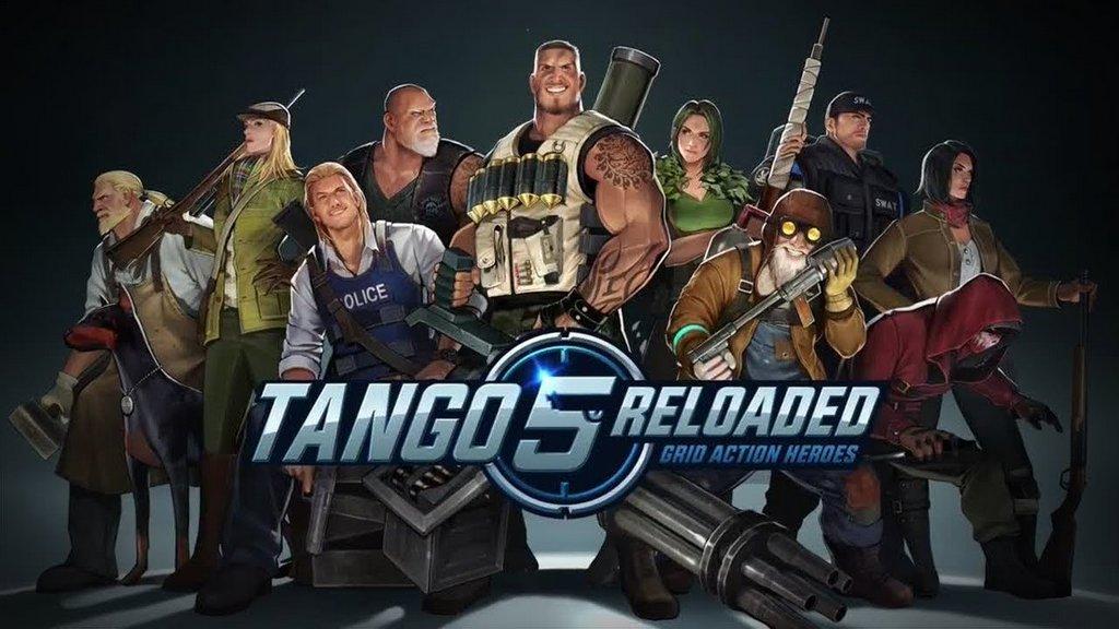 Siêu phẩm Tango 5 Reloaded vừa mở cửa Open Beta trên Steam
