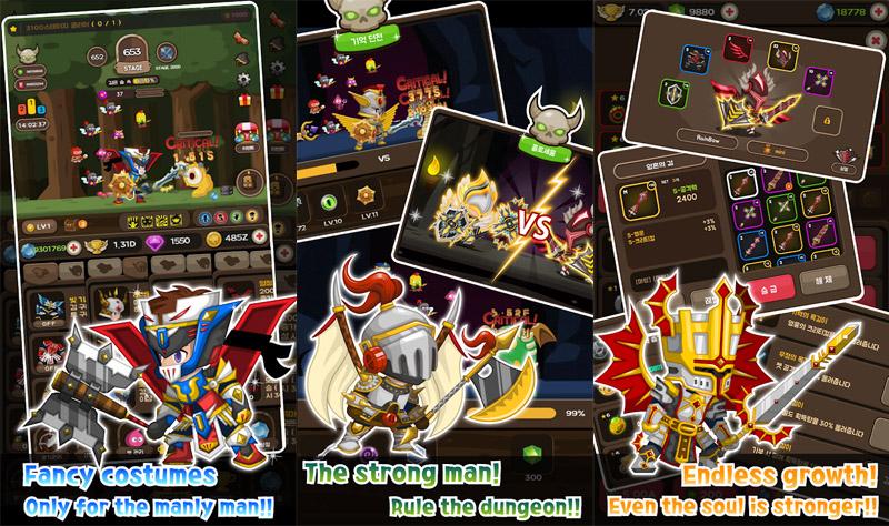 Những tựa game mobile giải trí thú vị đang được miễn phí thời gian ngắn