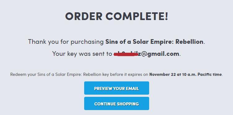 Sins of a Solar Empire: Rebellion đang miễn phí bản quyền trên Humble Store