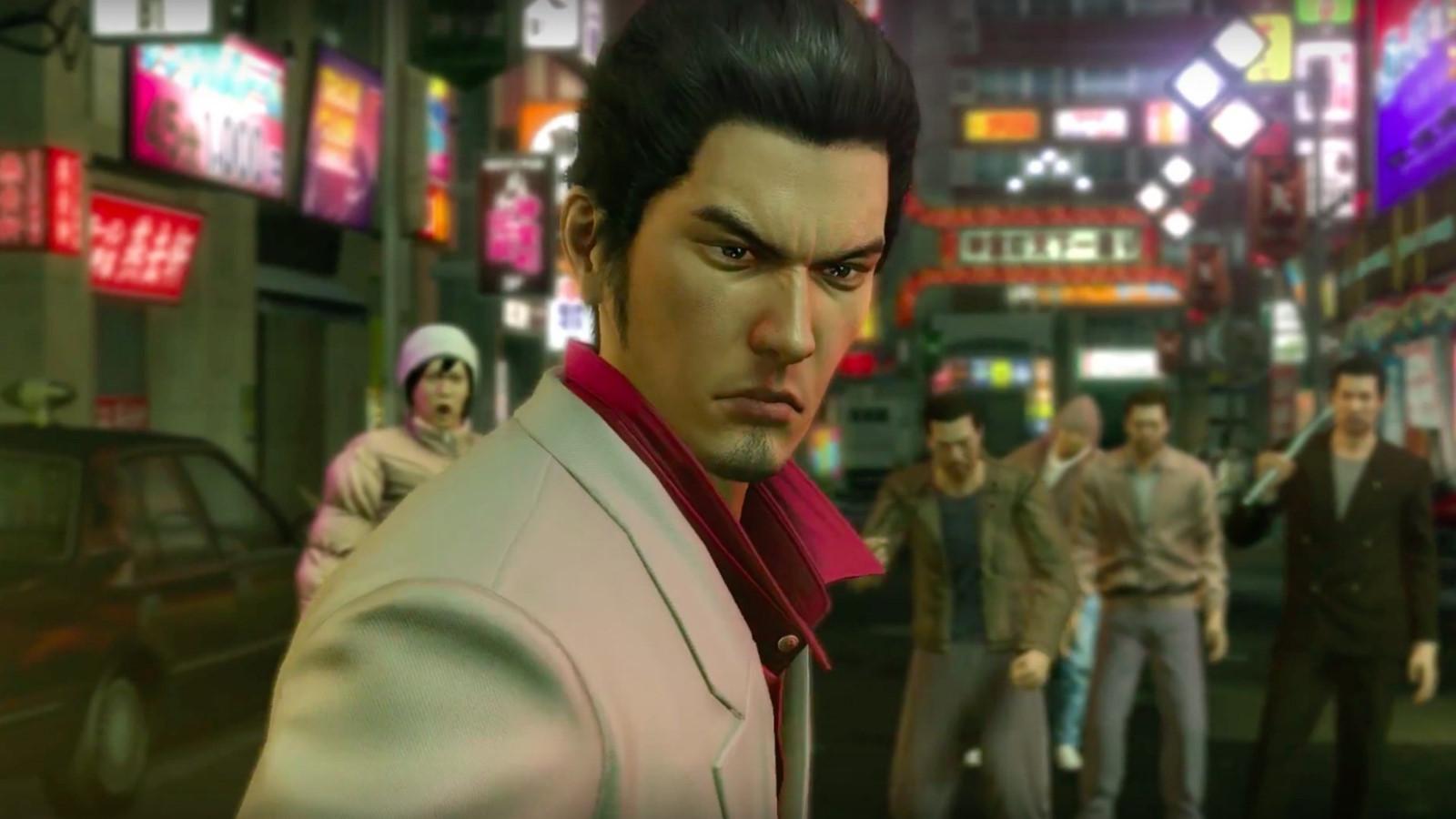 Yakuza Kiwami lại vừa gây bão với trailer phô diễn gameplay cực chất