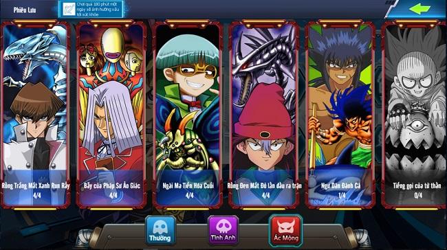 Sau 20 năm phát triển – Yu-Gi-Oh! đã Việt hóa thành game Yugi H5