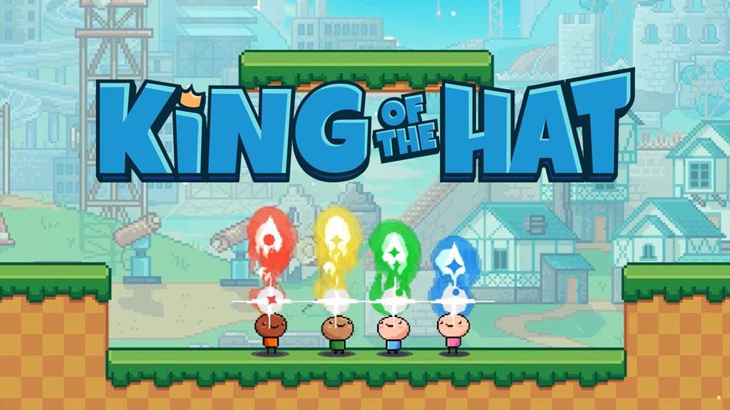 Nhanh tay tải ngay tựa game Vua Mũ (King of the Hat) đang miễn phí trên Discord Store
