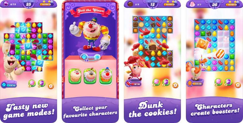 Điểm qua những tựa game iOS nổi bật tuần qua do App Store bình chọn